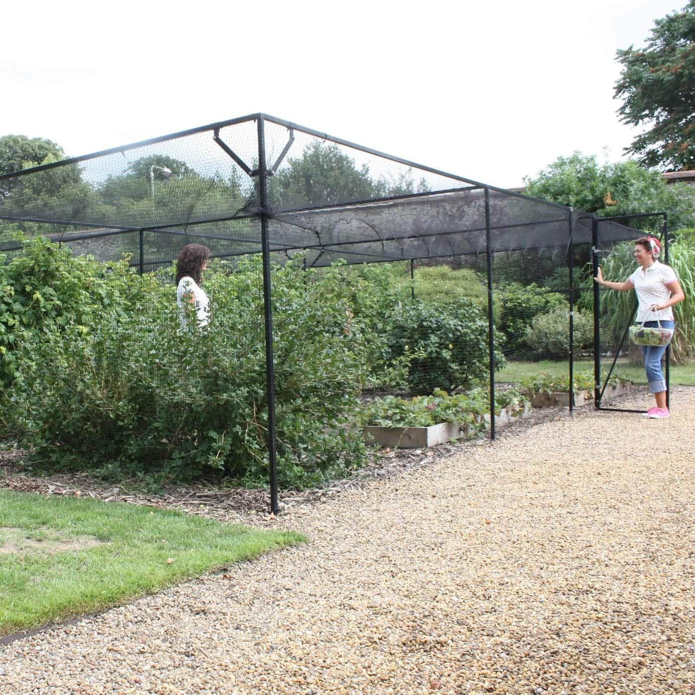 Steel Fruit Cages Fruit Cage Plant Cages Greenhouse Plans