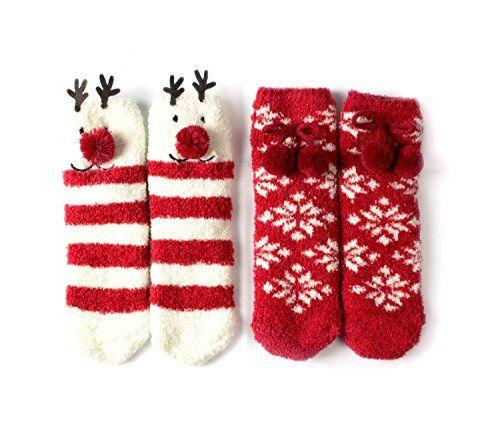 Christmas Fuzzy Socks.Pin By Luisa Lee On Slippers Christmas Sweaters Socks