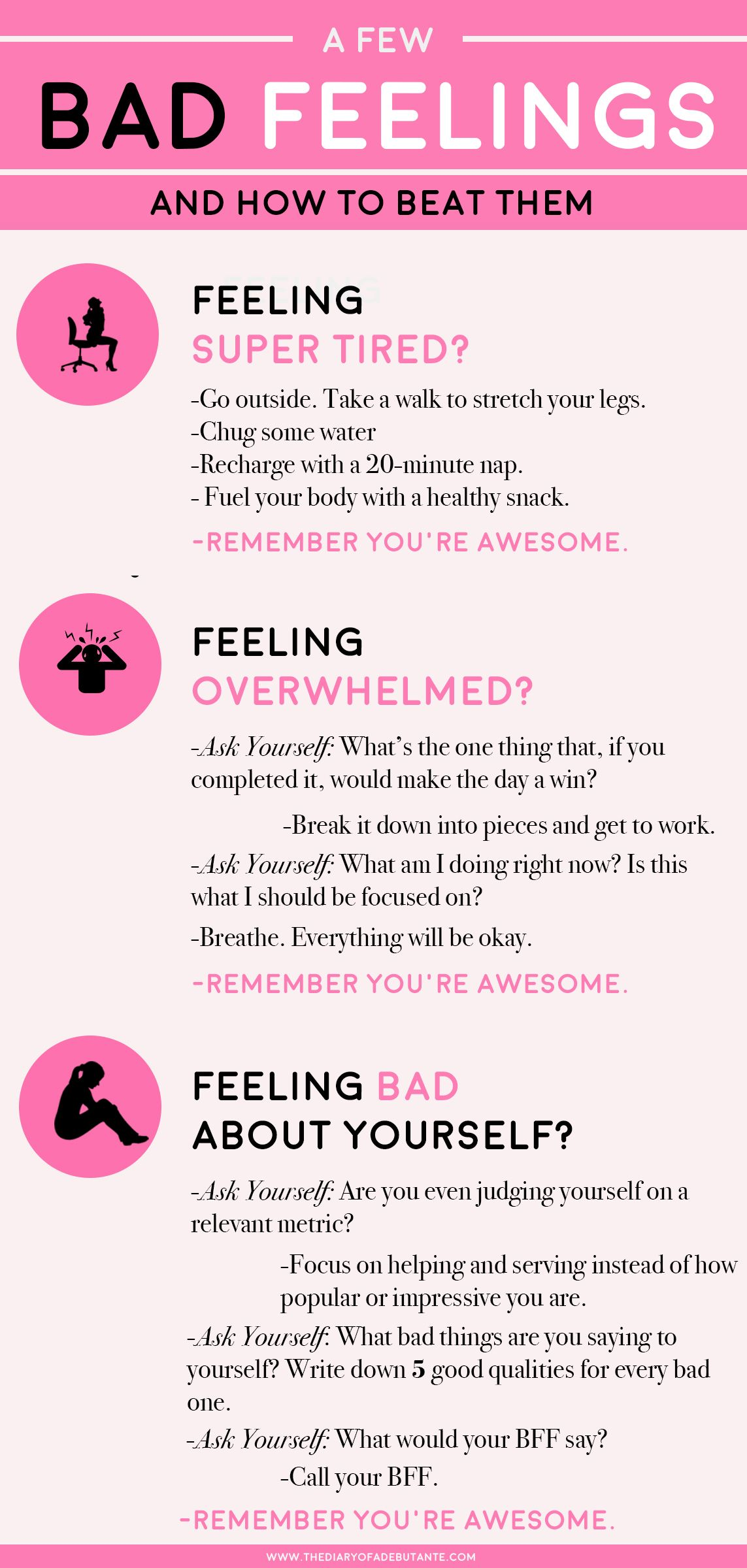 Simple Positive Thinking Techniques To Help Conquer The