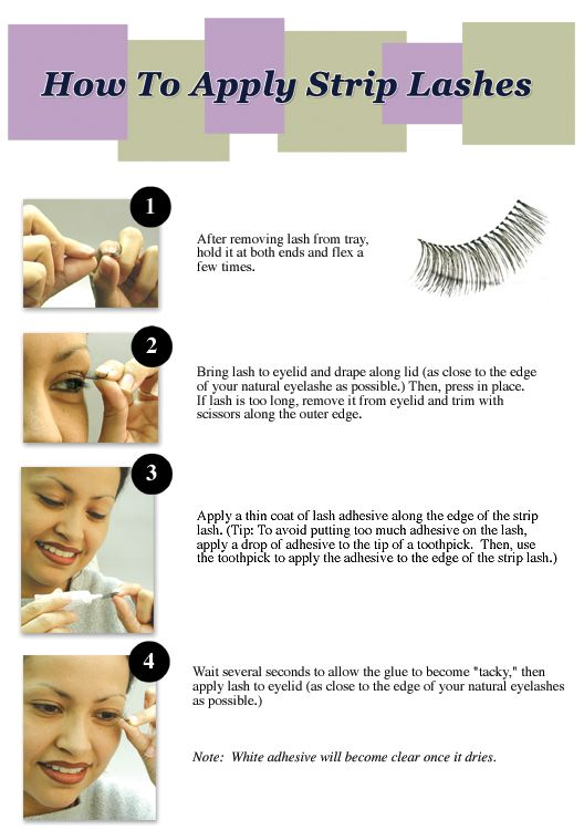 ebb6fa0b025 How to apply falsies. Step by step instructions and video. | Makeup in 2019  | Applying false eyelashes, False lashes, Applying false lashes