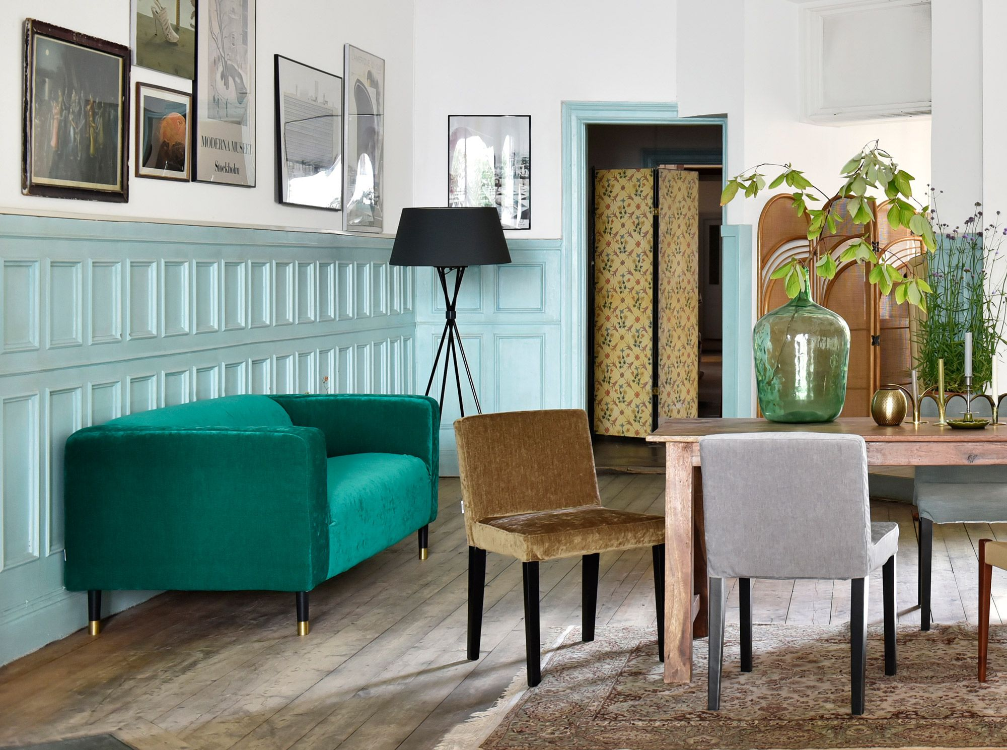 emerald green sofa covers wayfair furniture sectional klippan 2 seater cover bemzprettypegs pinterest