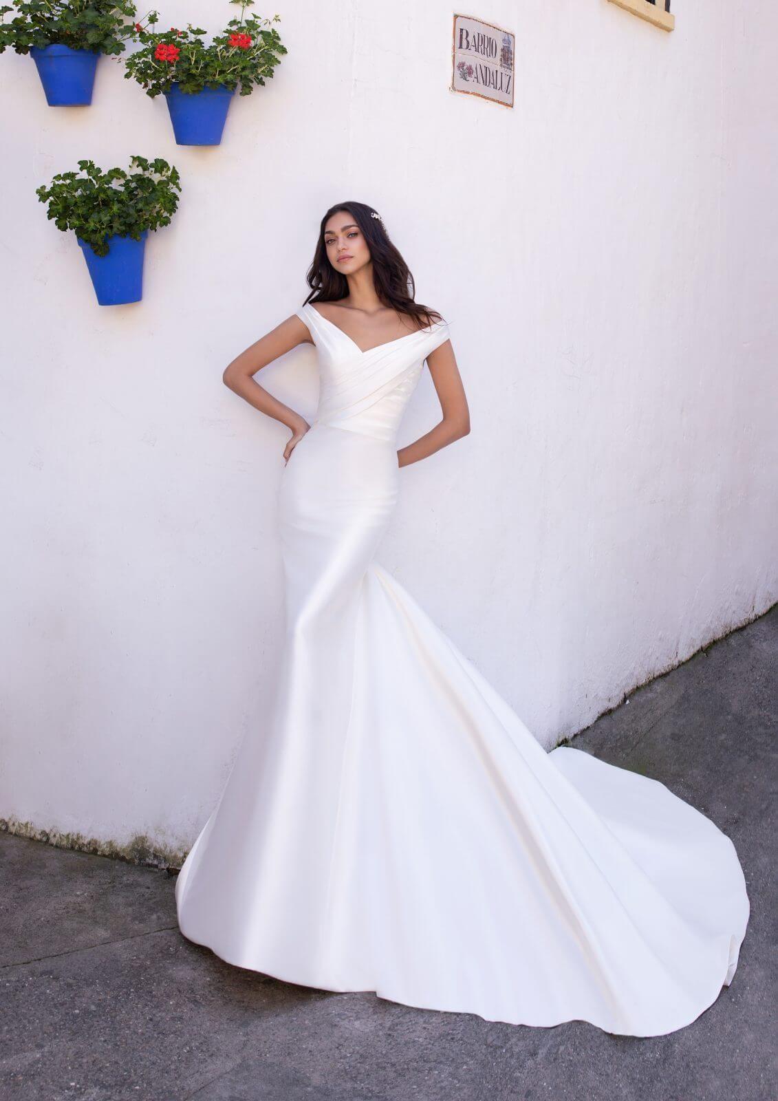Pronovias Wedding Dresses 2018 In 2020 Pronovias Wedding Dress Wedding Dresses Bridal Dresses