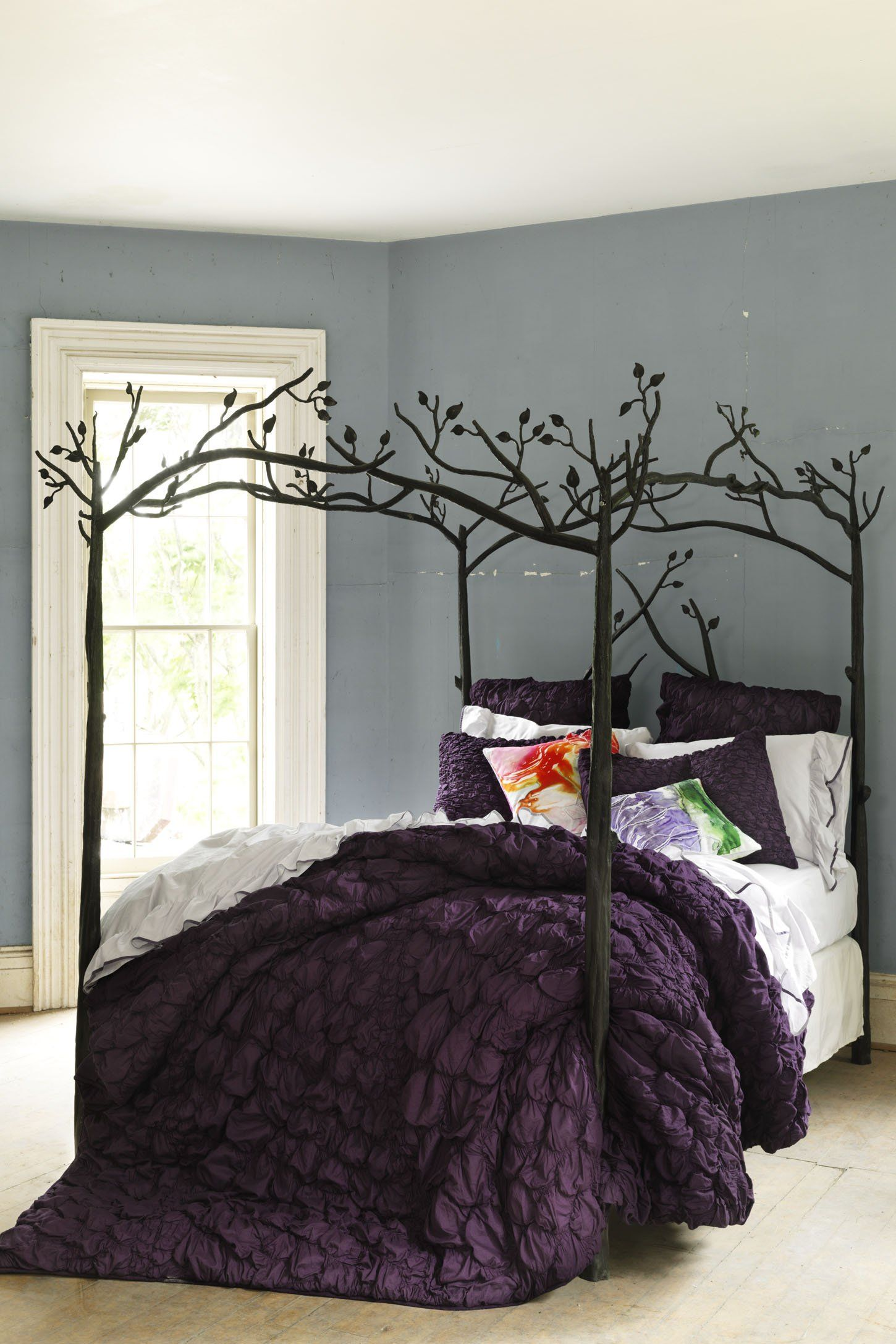 Catalina Quilt Plum Anthropologie Com Gypsy Inspired