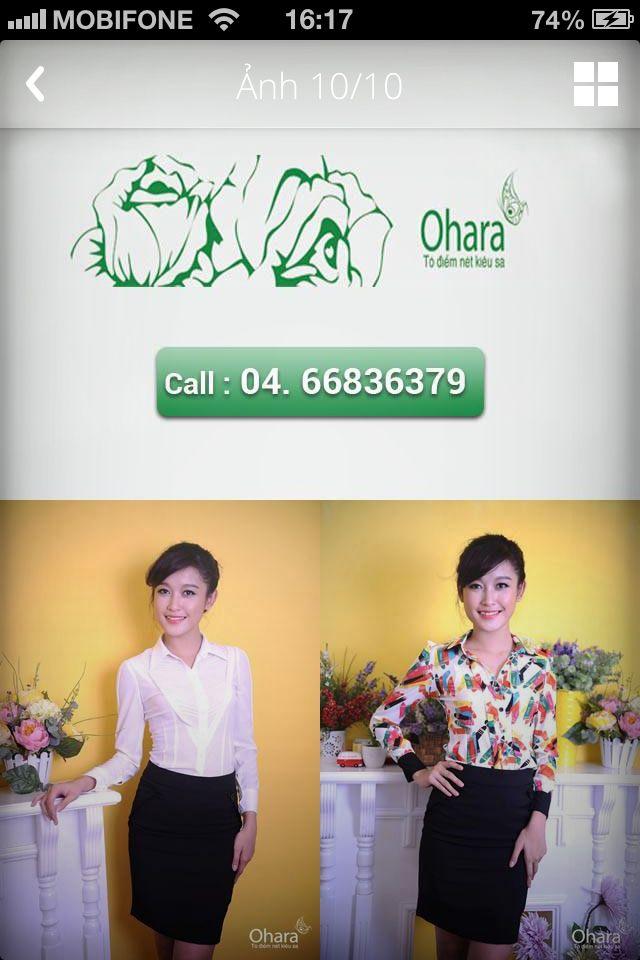 Ohara on BaoMoi4