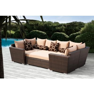Sirio Bethany 6pc Seating Set Ms018 Home Depot Canada