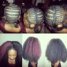 Image result for braid pattern for crochet braids