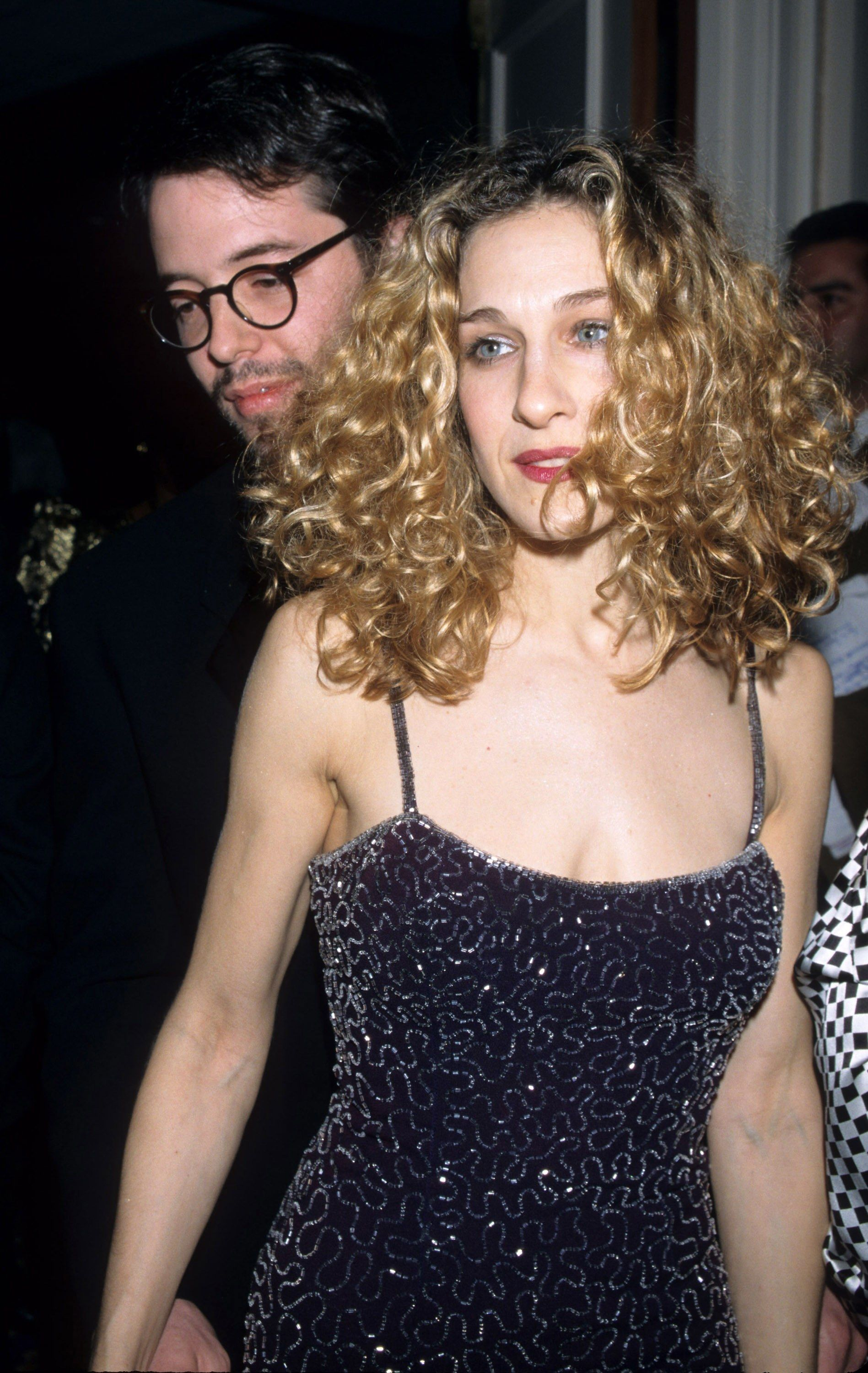 Sarah Jessica Parker S Best Curly Hair Moments Through The Years Curly Hair Styles Curly Hair Styles Naturally Curly Hair Celebrities