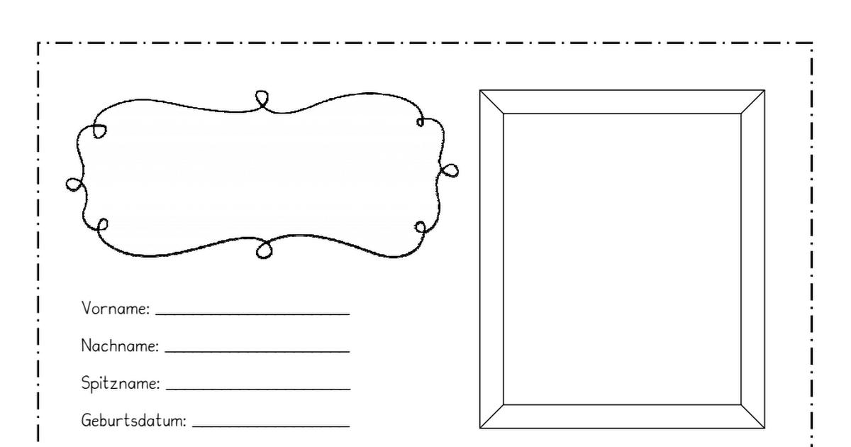 Freundebuch Vorlage.pdf | Ich buch | Pinterest | Kindergarten and Pdf