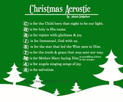 image result for merry christmas acrostic christmas pinterest