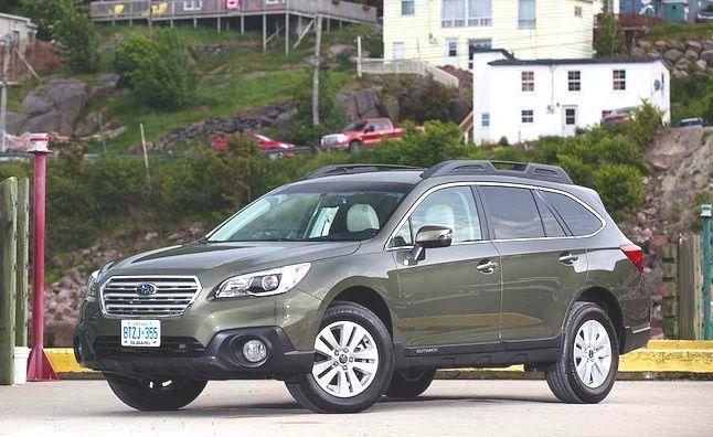 2015 Subaru Outback Review Autoguide Subaru Outback Subaru Outback