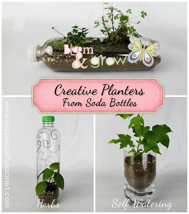 Hereu0027s A Wonderful And Practical Upcycle Project! Weu0027ve Got Three Different  Types Of