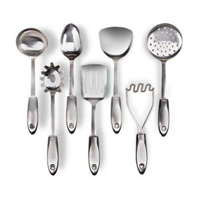 Oxo Steel Kitchen Utensils Bed Bath And Beyond Canada Stainless Steel Utensils Utensils Stainless Steel Cooking Utensils