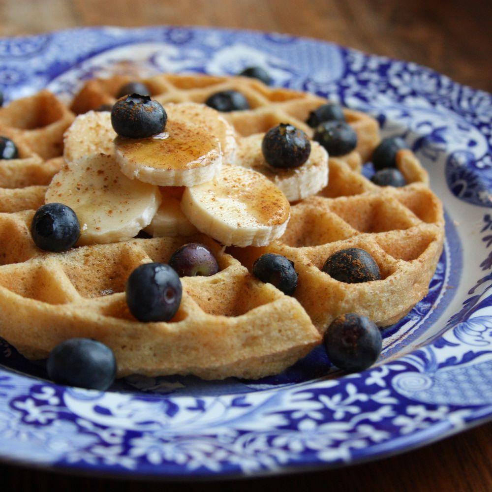 Gluten Free Whole Food Waffles Recipe on Food52 Recipe
