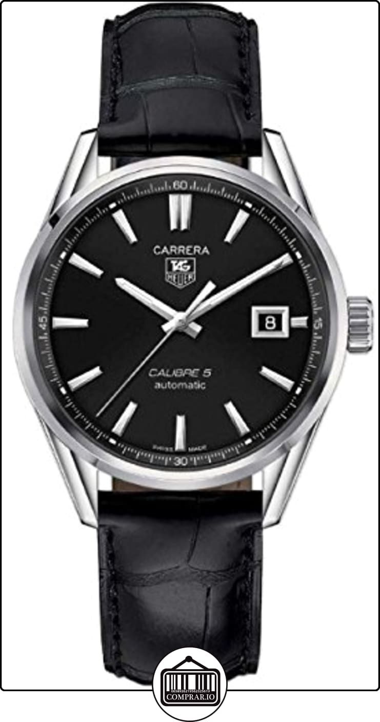 Tag Heuer TAG-WAR211A.FC6180_wt Reloj de pulsera para hombre de  ✿ Relojes para hombre - (Lujo) ✿