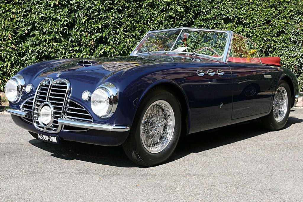 1951 1953 Maserati A6G 2000 Frua Spider Images