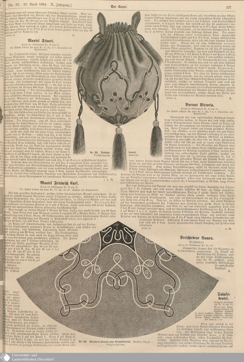 Photo of Digitale Sammlungen / 1864 (1864) X. Jahrgang…. [132] / Suche Im Jahrgang suchen [132-231]