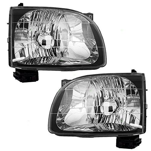 Driver And Passenger Capacertified Headlights Headlamps