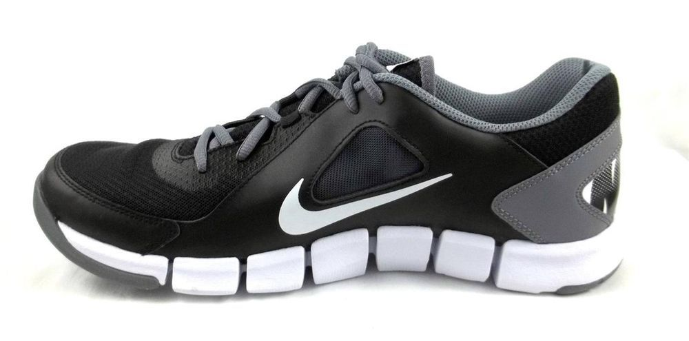 ba0c8a9e8efd New Mens Nike Flex Show TR 2 Size 11 Running Shoes Black Grey White 610226  001  Nike  RunningCrossTraining