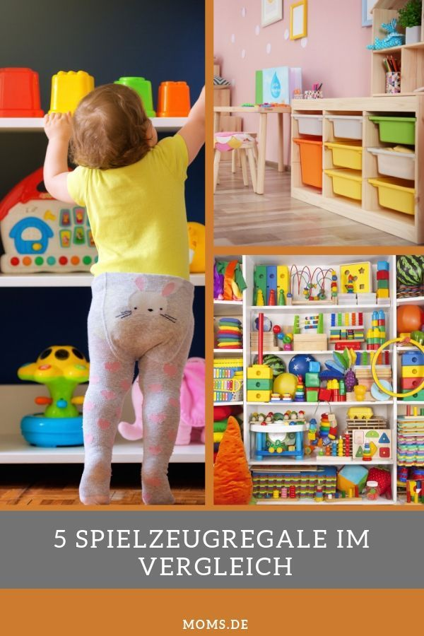 Spielzeug verstauen; Tipps für den Schrank im Wohnzimmer