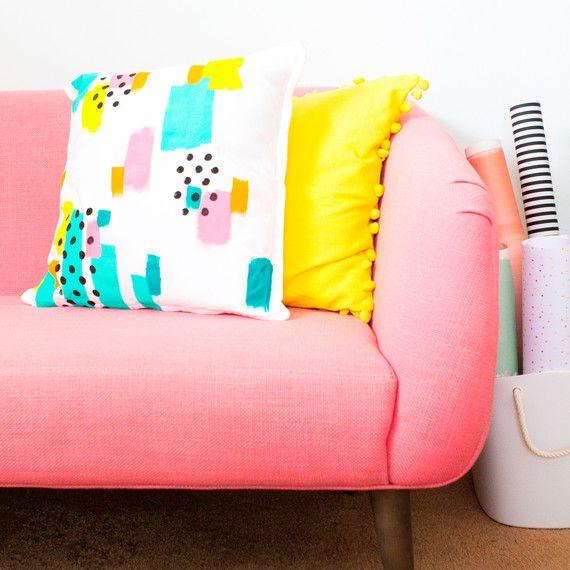 8 Ways We\'re Already Using Pantone\'s 2018 Colors | Pantone, Pillows ...