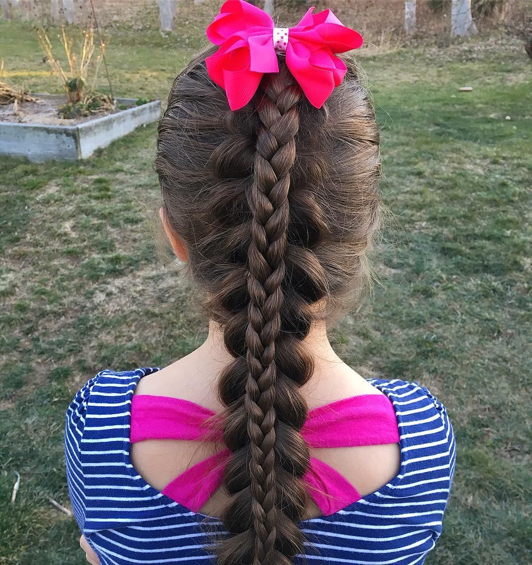 cool 45 Cute Ideas on Braids For Girls - Sweet and Stylish ...