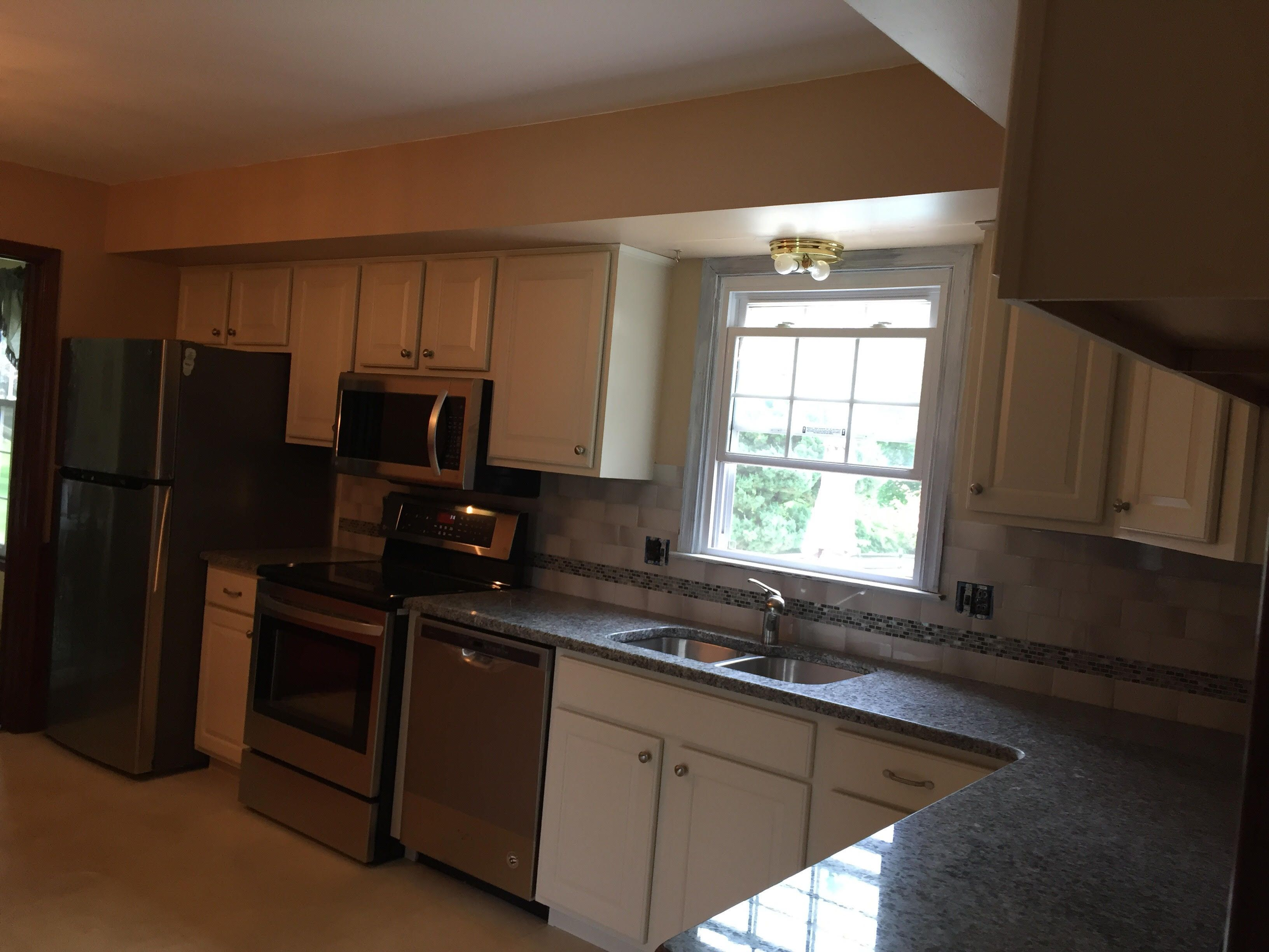 Small kitchen remodel in 5 days new
