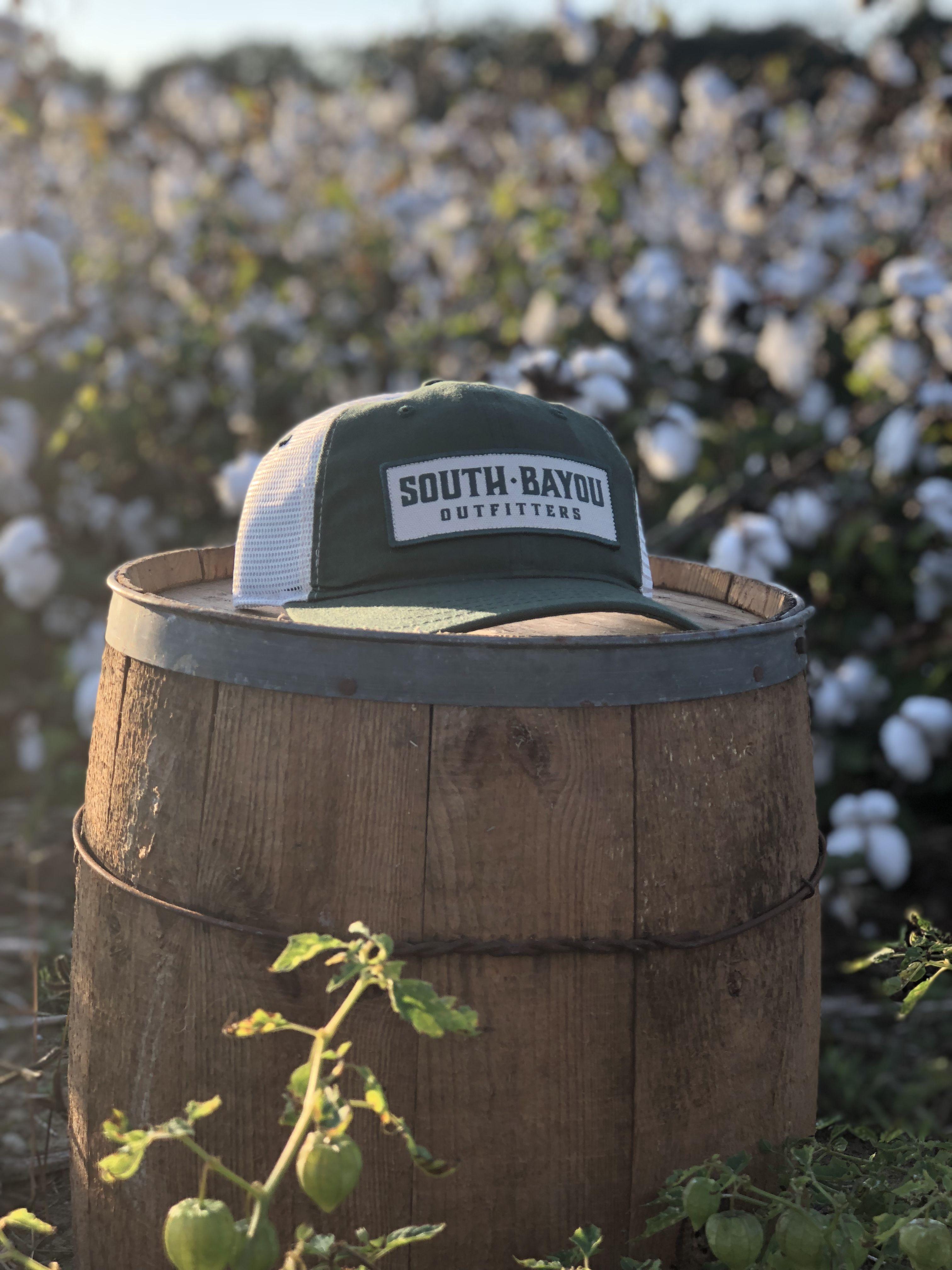 c26e231cd76 Southbayou hats headwear SnapBack southern apparel cotton field farm  country outdoor
