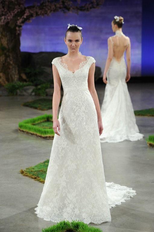 Ines Di Santo \'Rachael\' gown at L\'elite Bridal Boston | 14 Newbury ...