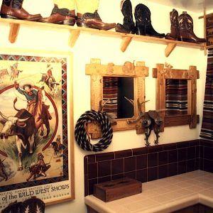 Beau Cowboy Western Bathroom Ideas