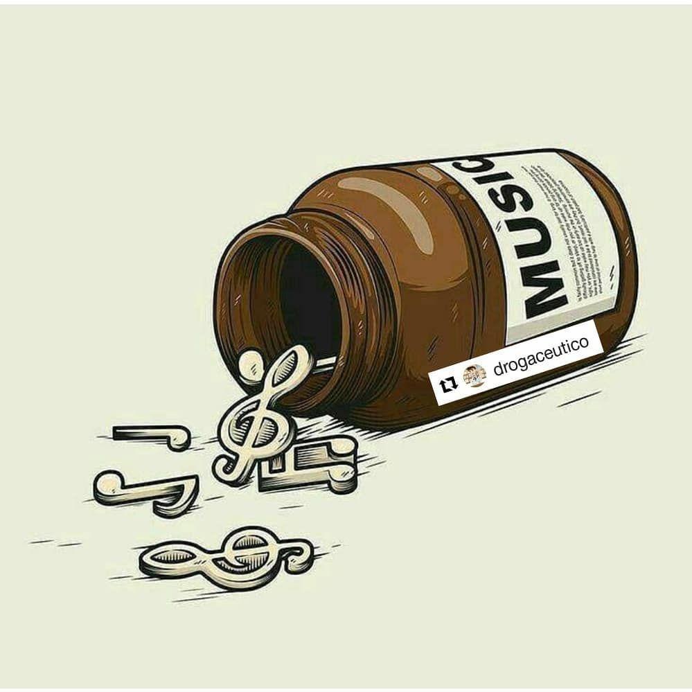 A Vida Sem Musica Seria Um Erro Farmaceuticos Drogaceutico