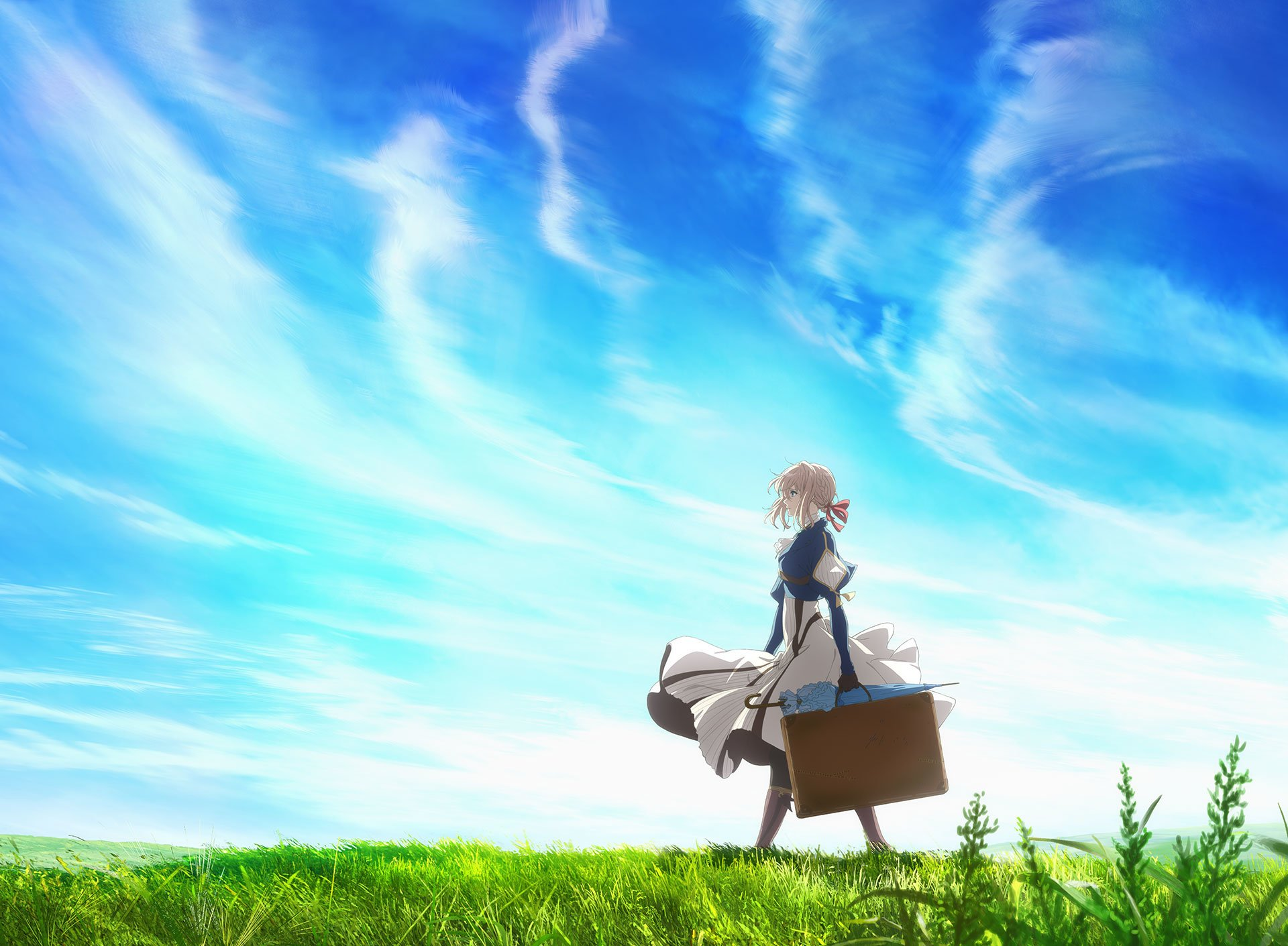 Pin by Hour Glass on Violet Evergarden Violet evergarden