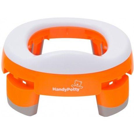 NIKIDOM Handy Potty/ /Pot de voyage et r/éducteur WC