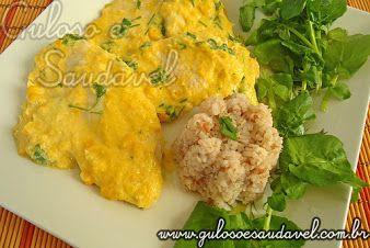Está sem ideia para o #almoço de hoje? A nossa dica é o delicioso Frango Grelhado ao Creme de Milho, simples e rápido de fazer.   #Receita aqui: http://www.gulosoesaudavel.com.br/2011/07/09/frango-grelhado-ao-creme-de-milho/