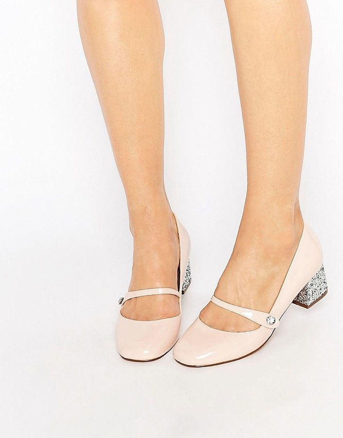 MISS KG Nessy Bow Point Flat Shoes   Nudevotion.com