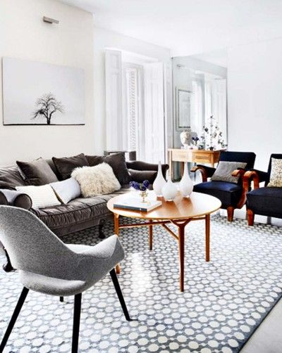 Love This Grey And White Light And Airy Living Room Cool Rooms
