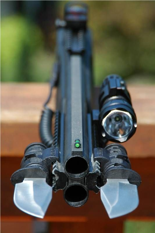 STOEGER DOUBLE DEFENSE 20G OVER UNDER SHOTGUN, BLACK