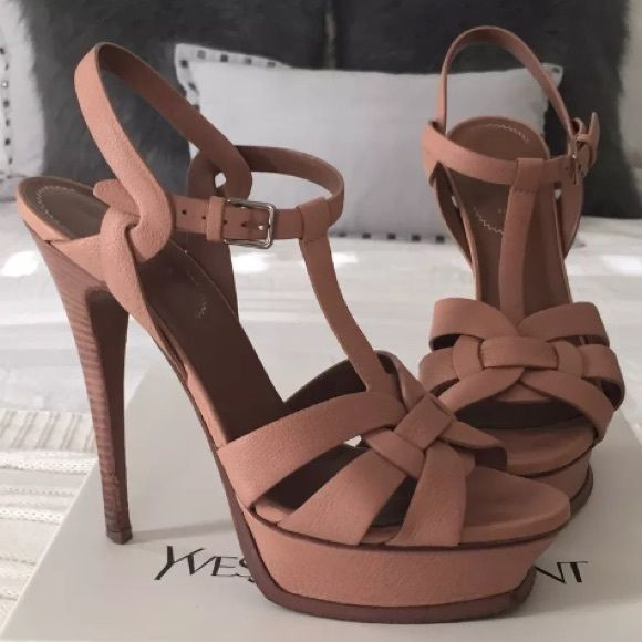 Nude Sandals, Ysl Heels, Shoes Heels, Saint Laurent Shoes, Yves Saint  Laurent, Designer Shoes, Price Offer, Fashion Shoes, Vita