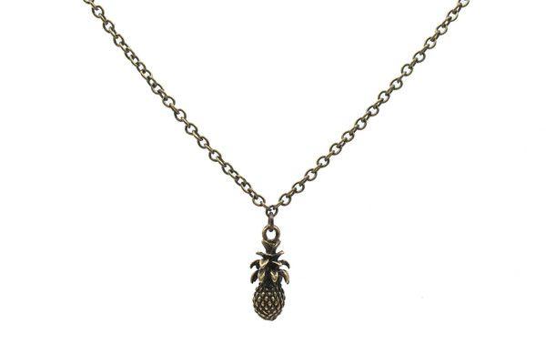 Pineapple Pendant | Moorea Seal
