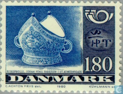 Postage Stamps - Denmark - Norden