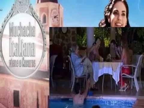 Muchacha Italiana Viene A Casarse Capitulo 84 Youtube Muchacha