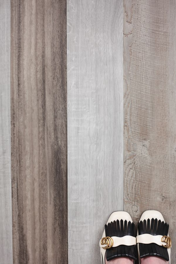 Karndean luxury vinyl flooring. Wow! I thought it was hardwood — I couldn't tell the difference.
