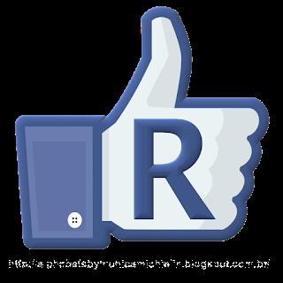 Alfabeto Con Me Gusta De Facebook Alfabeto Letras Para Nombres Abecedario