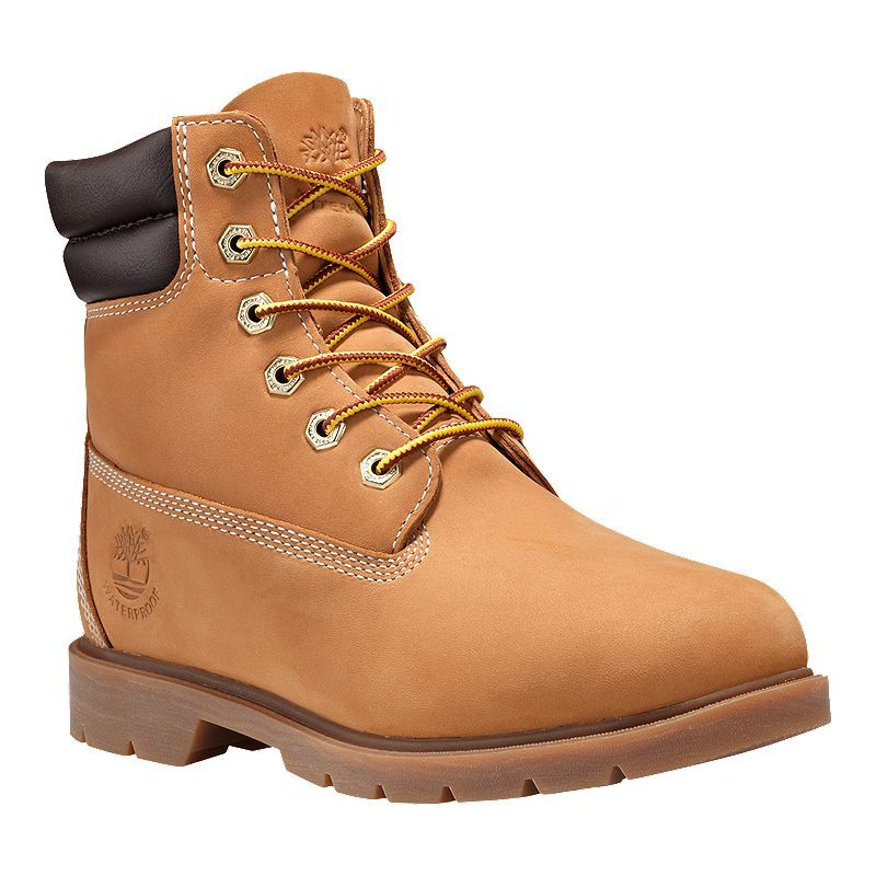 Timberland Women's Linden Woods Basic 6 Inch Boots Wheat