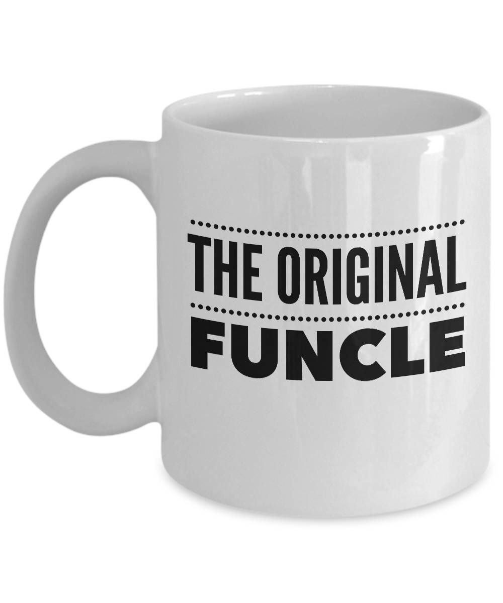 f3377427f Excited to share this item from my #etsy shop: THE ORIGINAL FUNCLE Funny  Uncle
