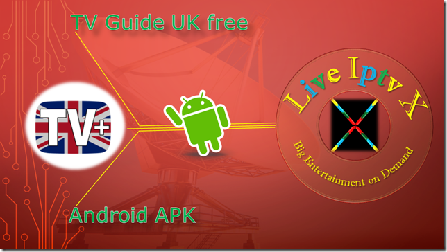 Watch TV Stream Online TV Guide UK Apk For Android