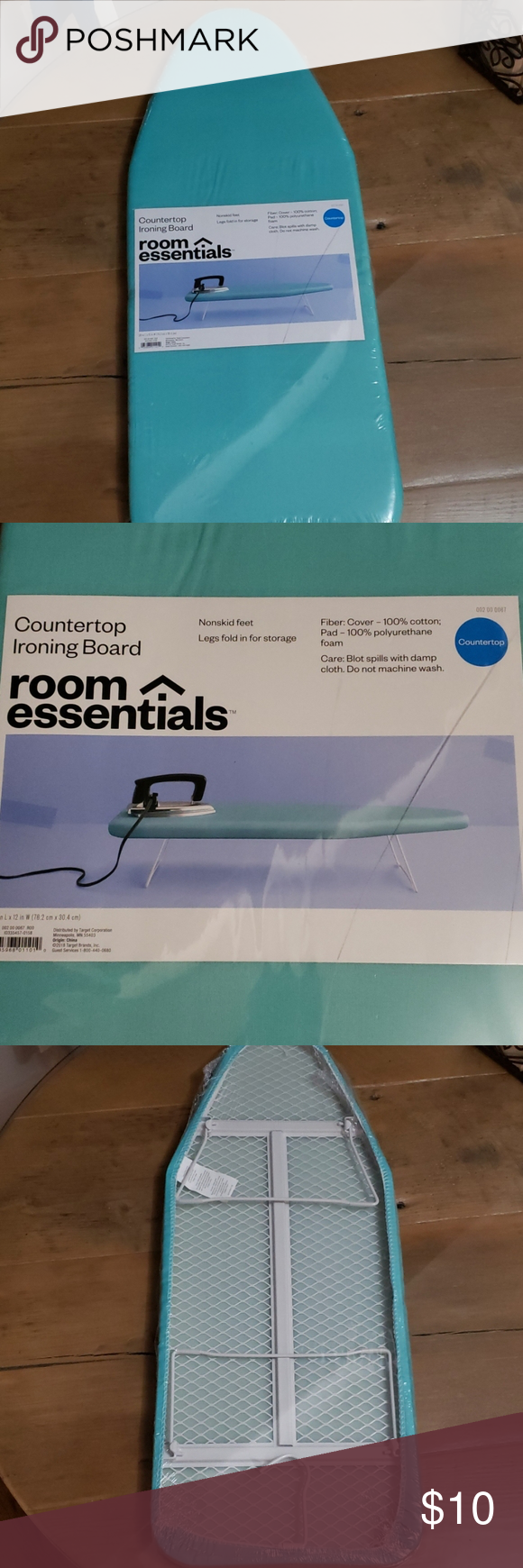 Nwt Countertop Ironing Board A Room Essentials Countertop Ironing
