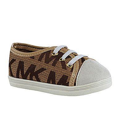 MICHAEL Michael Kors Infant Girls Monogram Sneakers #Dillards