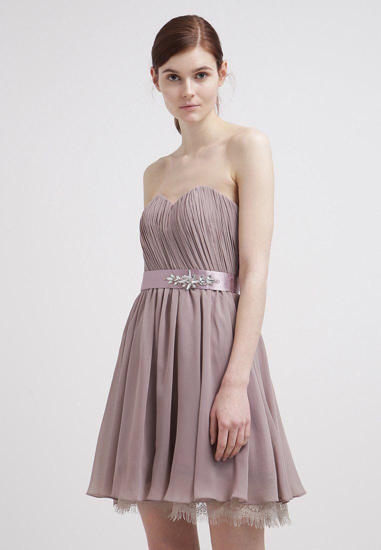 LAONA Cocktailkleid mit Spitzensaum Powder | LAONA Dresses - Spotted ...