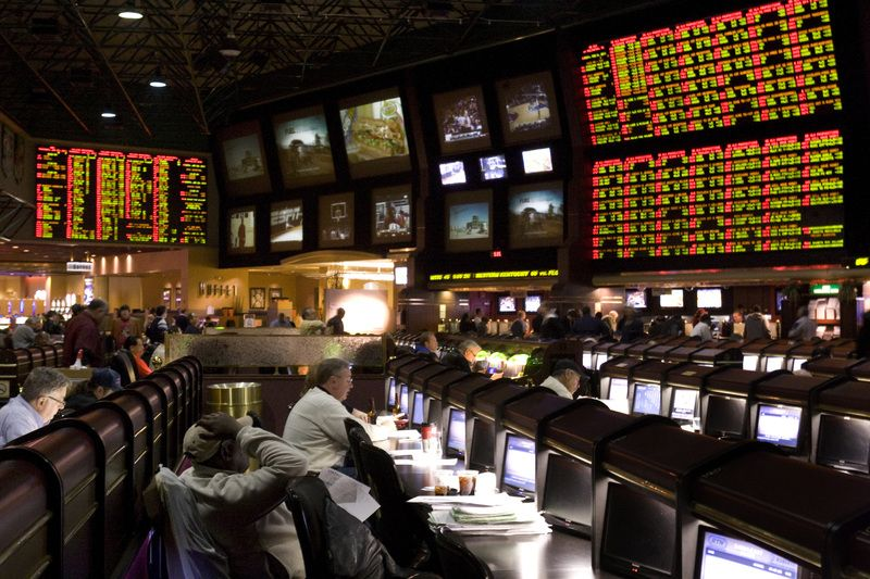 The US Supreme Court Considers Legalizing Sports Gambling