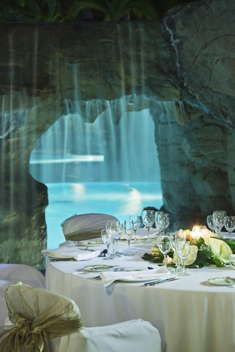 Cave Restaurant In Tenerife At Adrian Hotel Jardines Escape To